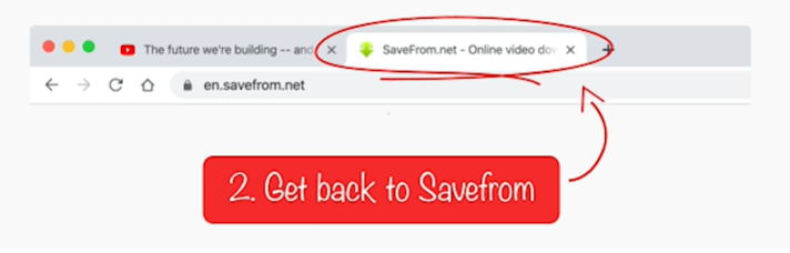 Come scaricare un video da youtube gratis con SaveFrom
